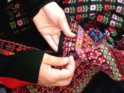 GIORDANIA – Creazione, ampliamento e rafforzamento dell'Incubatore di impresa (WBDI) per microimprese femminili