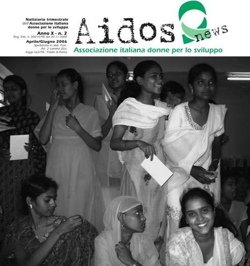 AIDOS News. Rivista trimestrale anno 2006
