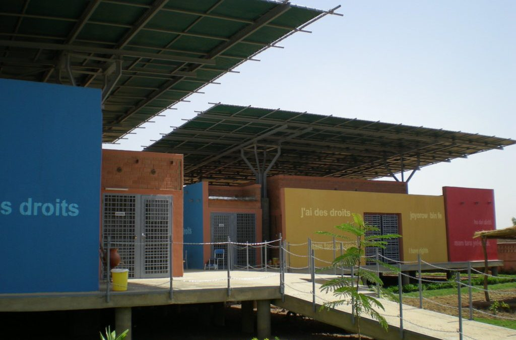 Lieto evento a Ouagadougou