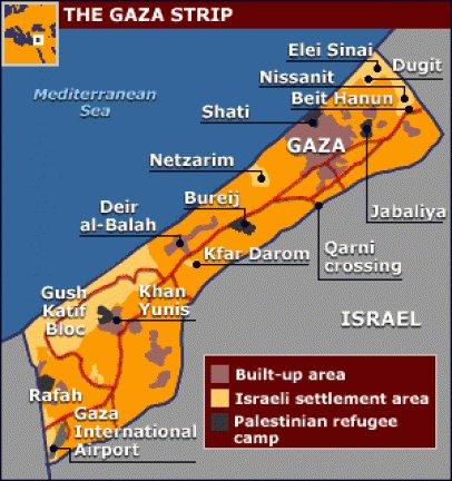 PALESTINA – Striscia di Gaza:  Centri per la salute delle donne