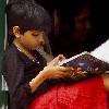 Grazie dalle bambine e ragazze di Kolkata