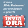 Scrivete al Presidente Berlusconi per sconfiggere la povertà