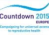 Countdown 2015 Europe