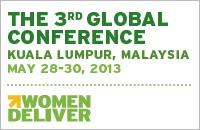 Women Deliver 2013
