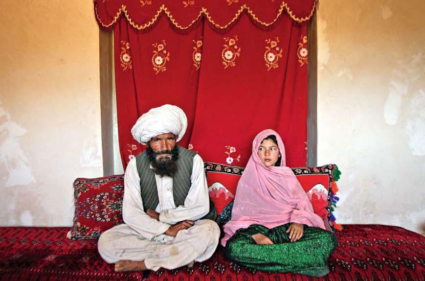 La Camera dice no alle spose bambine