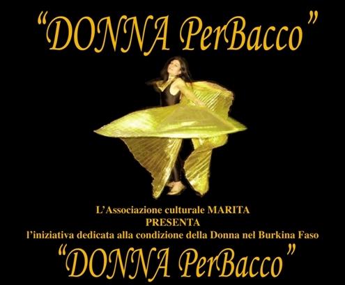 """""""Donna PerBacco"""": un gesto concreto per le donne del Burkina Faso"""