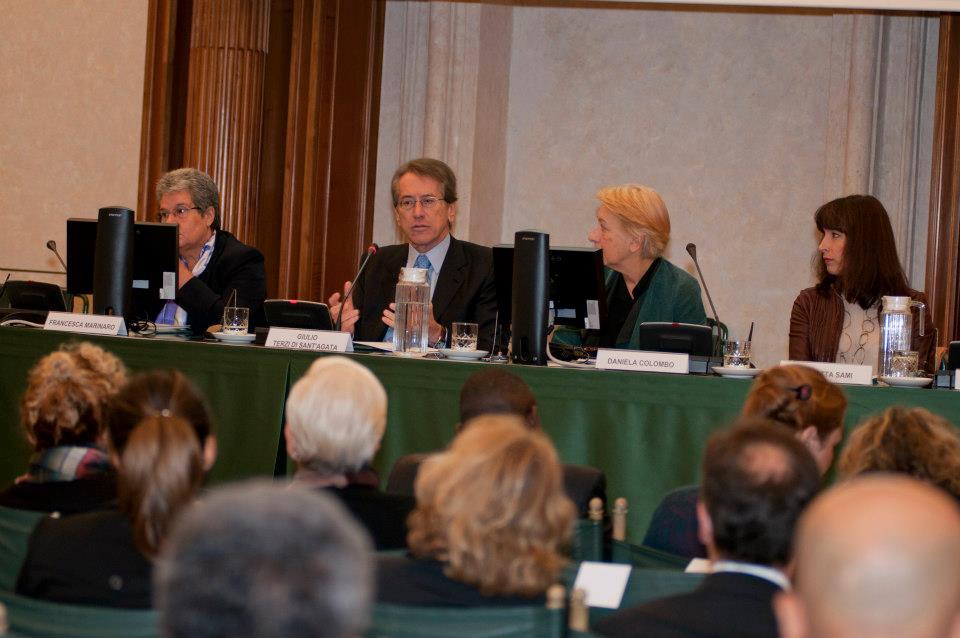 Incontro prevenire le mutilazioni dei genitali femminili – sfide per l'Italia e l'Europa