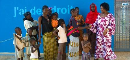 BURKINA FASO: Programma integrato per la prevenzione  della violenza sulle/sui minori