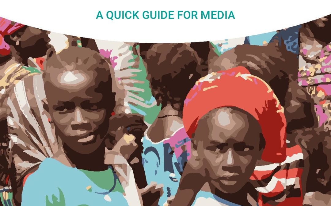 Female genital mutilation/cutting  (FGM/C). A quick guide for media
