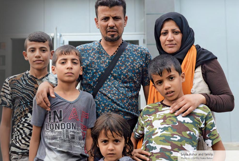 AIDOS e CNR: donne e ragazze nelle emergenze umanitarie