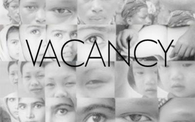 Candidatura per Coordinatore/rice internazionale di progetto