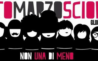 LottoMarzo: AIDOS aderisce allo Sciopero Globale delle Donne