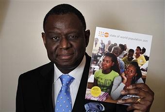 Babatunde Osotimehin,  una vita in difesa delle persone vulnerabili, soprattutto donne e bambine