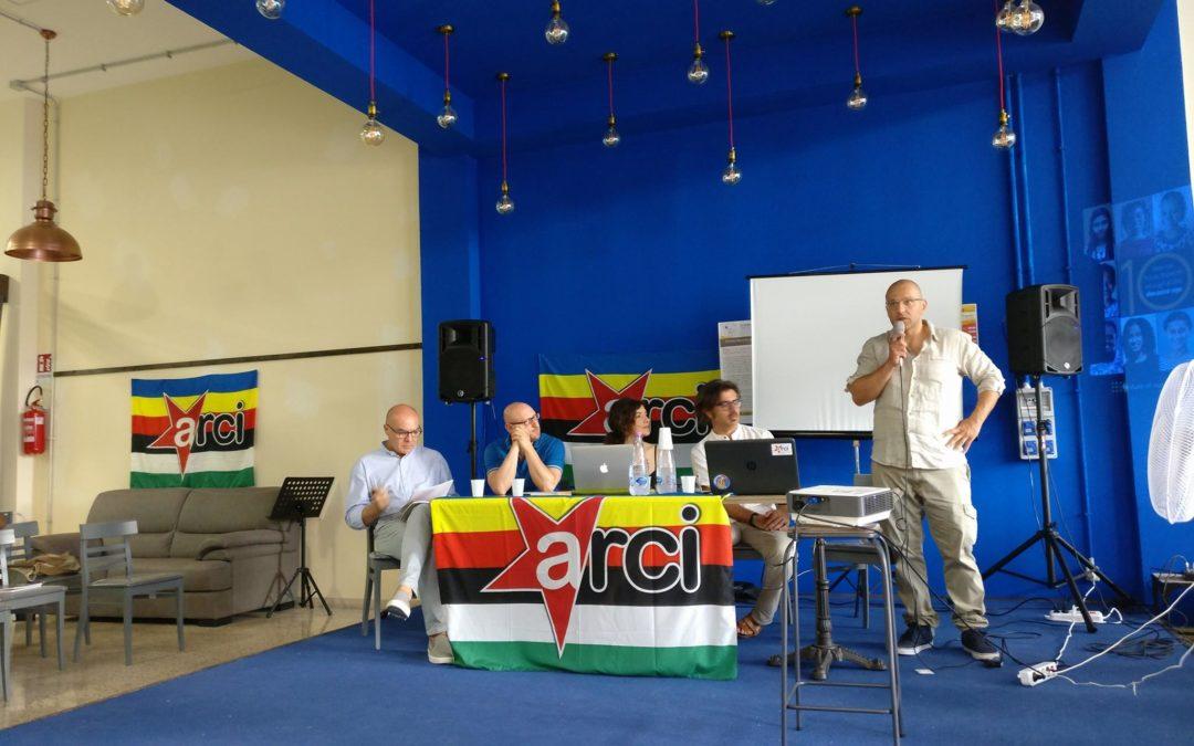 Presentazione Rapporto UNFPA con ARCI Lecce