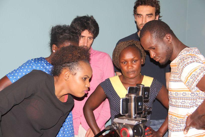 """Filming the Bridge"" – Costruire ponti tra Africa ed Europa per fermare le MGF. Galleria fotografica"