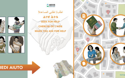 SEEK FOR HELP / CHERCHE DE L'AIDE / MAKE YOU ASK FOR HELP……..