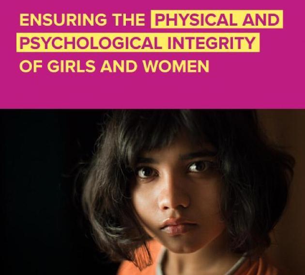 """European Development Days 2018: """"Donne e ragazze in prima linea nello sviluppo sostenibile: proteggere, responsabilizzare, investire""""."""